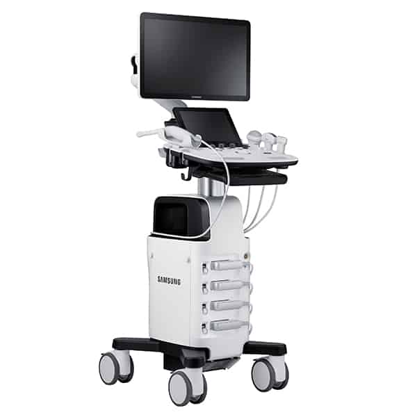 veterinary samsung ultrasound HS40