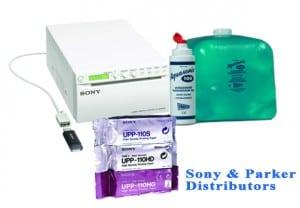 Sony & Parker Distributor