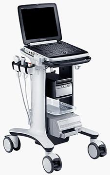 veterinary samsung ultrasound HM70