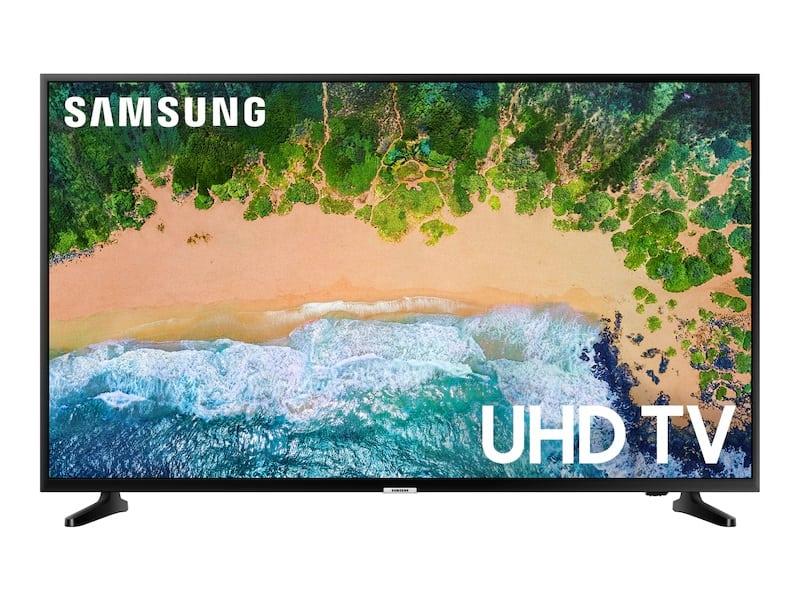 """Samsung 55"""" 4K LED UHD Smart TV (image credit: Samsung)"""